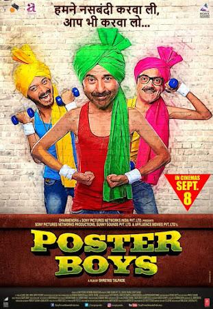 Watch Online Bollywood Movie Poster Boys 2017 300MB HDRip 480P Full Hindi Film Free Download At WorldFree4u.Com
