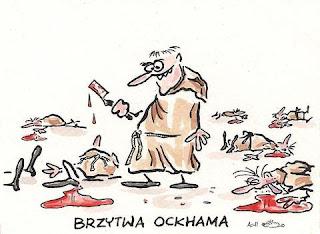 brzytwa ockhama