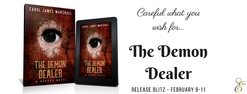 The Demon Dealer Release Blitz