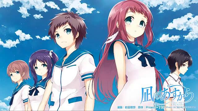 Nagi no Asukara (1-26) Sub Indo Batch Download