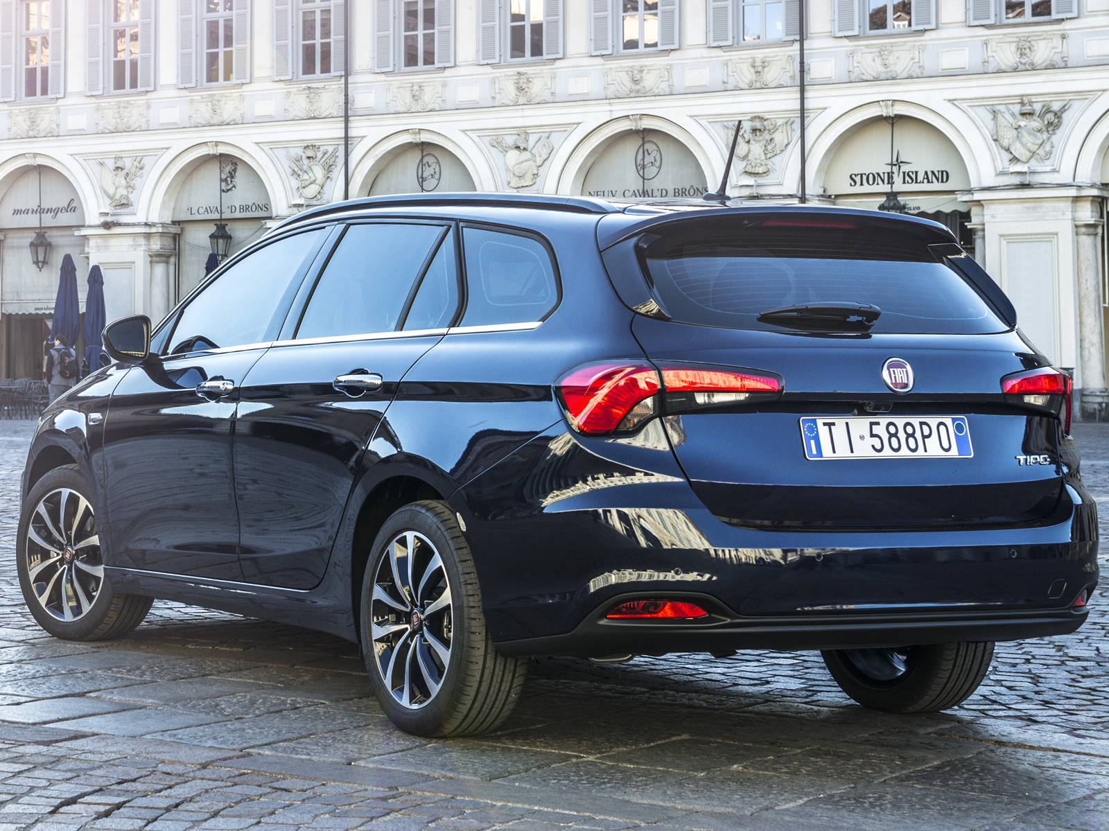 fiat tipo station 2018