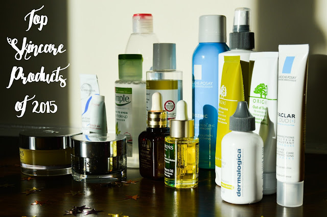 Top Skincare Products of 2015