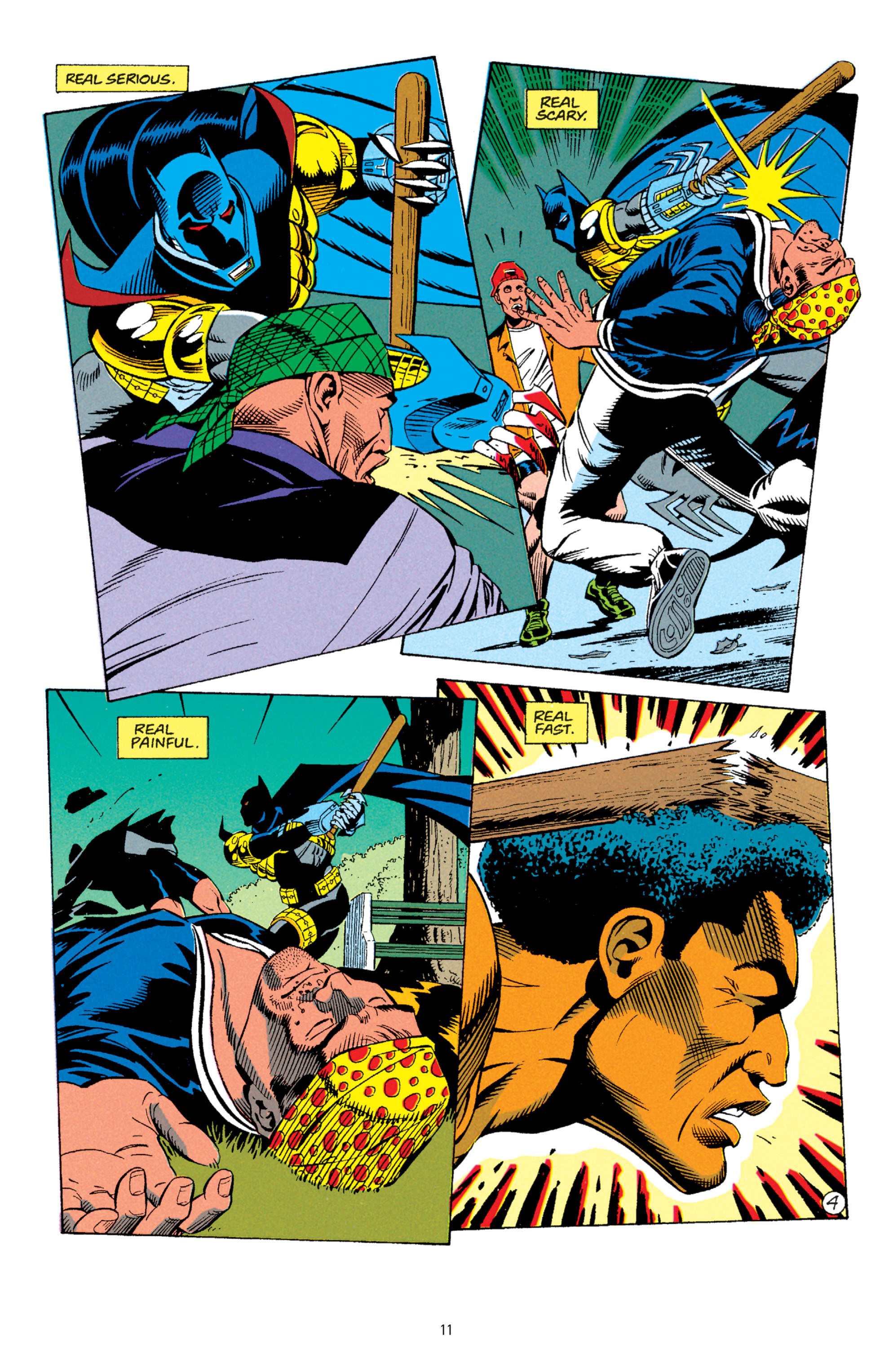 Detective Comics (1937) 667 Page 4