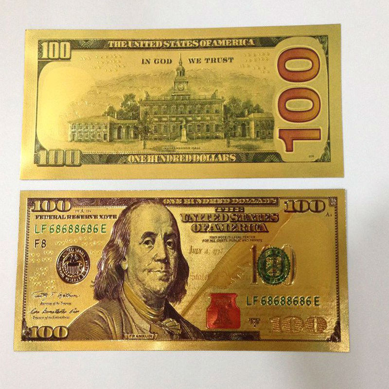 According to Nemo: 24k Gold Banknote Review - Is it Real or
