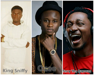 "SEE WHY OZEE AND TERRY THA RAPMAN THINKS ""KING SNIFFY IS A YOUNG KING"""