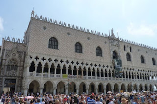 Palacio Ducal, Palazzo Ducale o Doge's Palace.