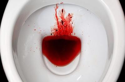 Berak Darah