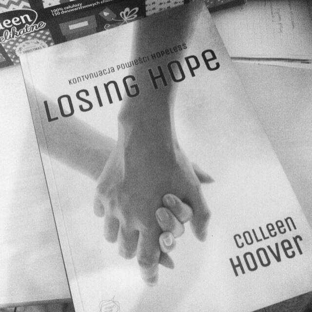 Losing Hope ( Colleen Hoover)- recenzja