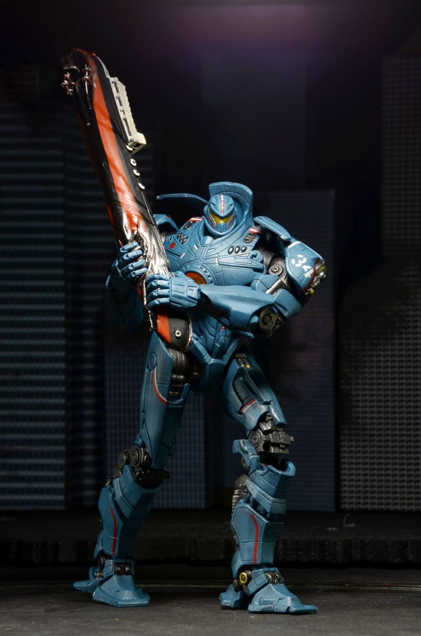 Stinny's Toy & Action Figure News Network: TOY NEWS FOR 11 ... Pacific Rim Jaeger Gypsy Danger Sword