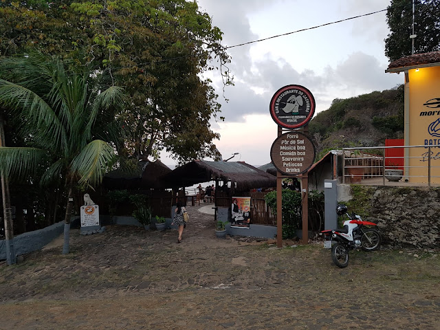 Bar do Cachorro - Fernando de Noronha