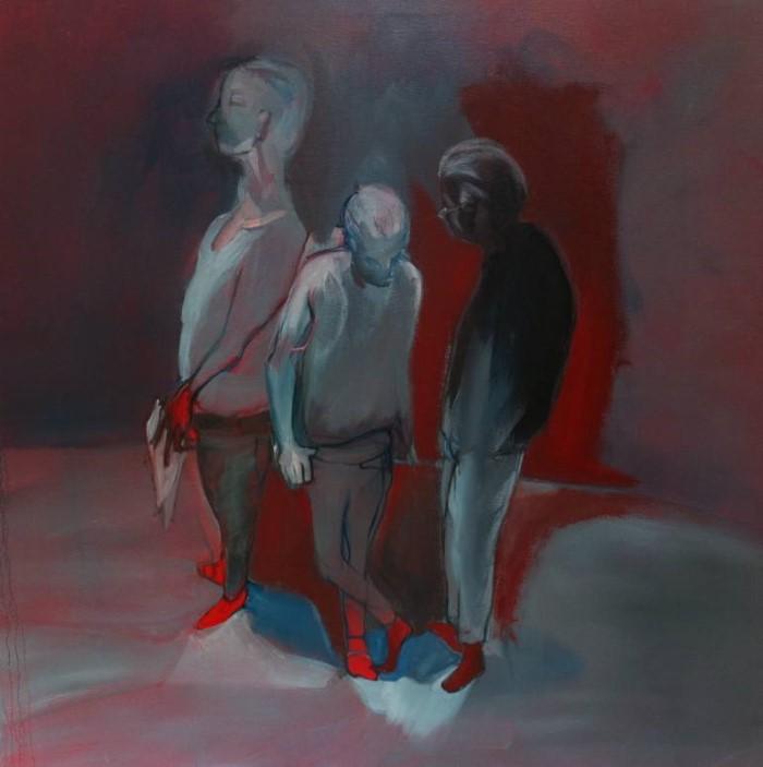 Французская художница. Florence Baumgartner