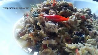 Resep Ikan Tongkol Suwir Bumbu Kemangi