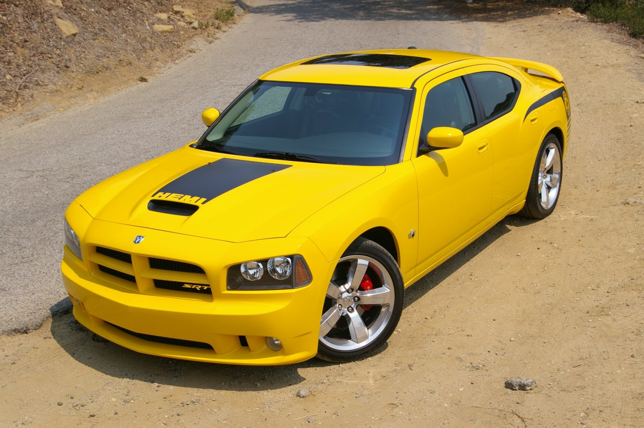 All 'bout Cars: Dodge Charger