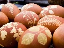 Kerajinan Tangan Telur Hias Unik 6