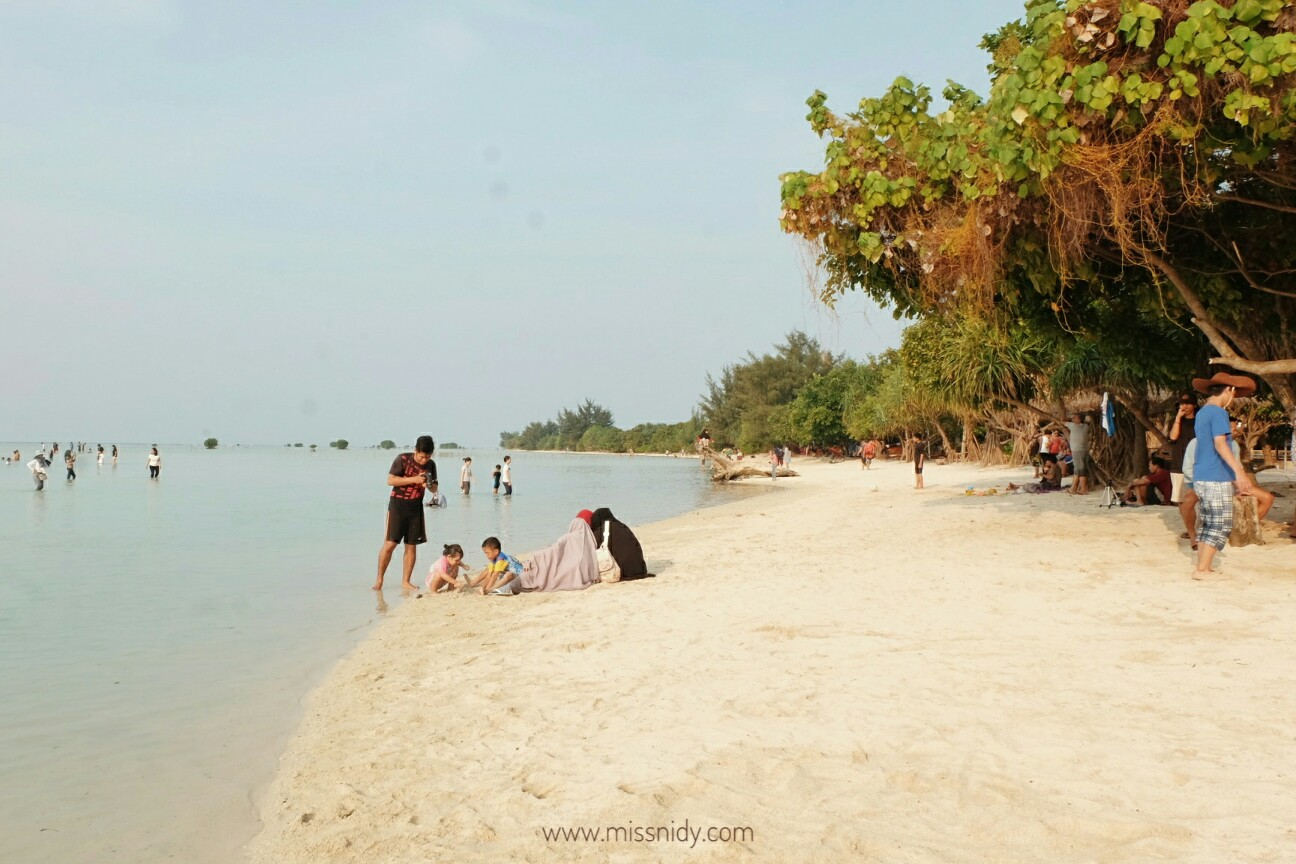 pulau kids friendly di kepulauan seribu