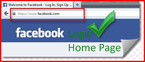 Facebook Home Page Login Page Mktg Studio