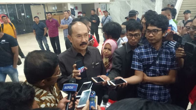 Pengacara Novanto Kembali Seret Jokowi, Kali ini Tunjukkan Video