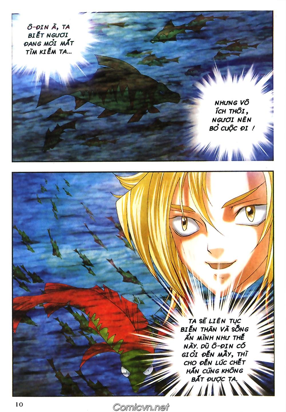 Thần thoại Bắc Âu - Chapter 47: Gieo gió gặt bão - Pic 11