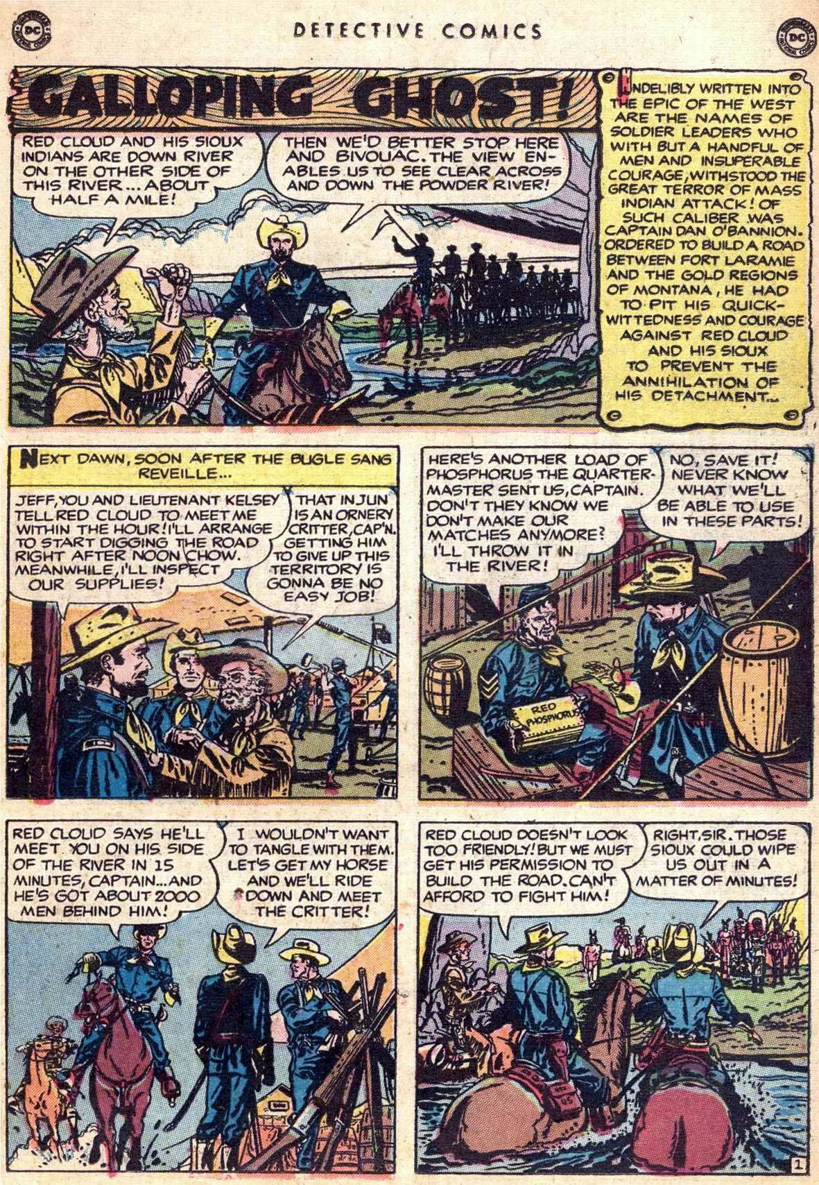 Detective Comics (1937) 157 Page 32