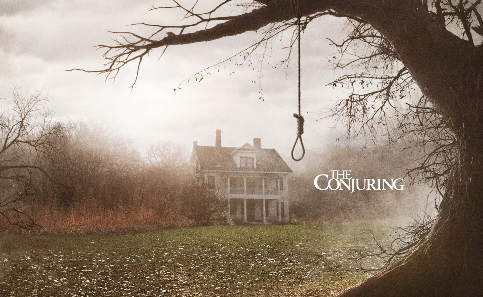 The Conjuring - Películas de Terror que se han hecho real