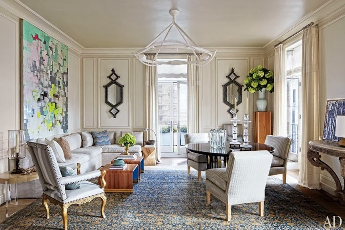 Mix And Chic Home Tour A Designer S Luxury Chicago