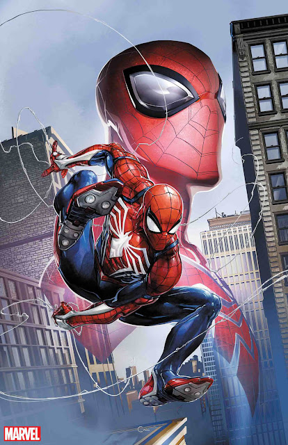 ps4 spider man canon spidergeddon