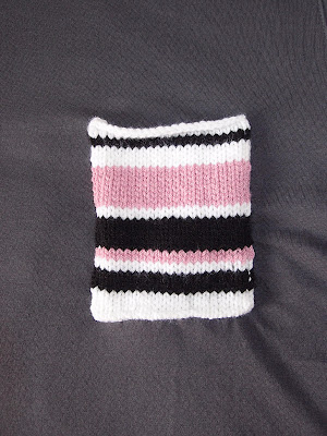 knitted pocket