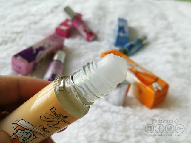 Enchanteur Paris Petite Parfum