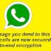 قد يتم حظر الواتس آب كليا في بعض الدول بسبب تشفير end-to-end