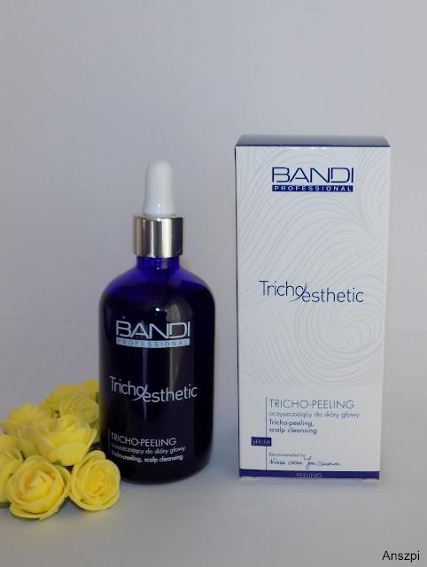 Tricho-peeling oczyszczający do skóry głowy, Bandi