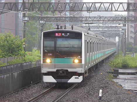 小田急電鉄 東京メトロ千代田線直通 急行 松戸行き6 233系2000番台