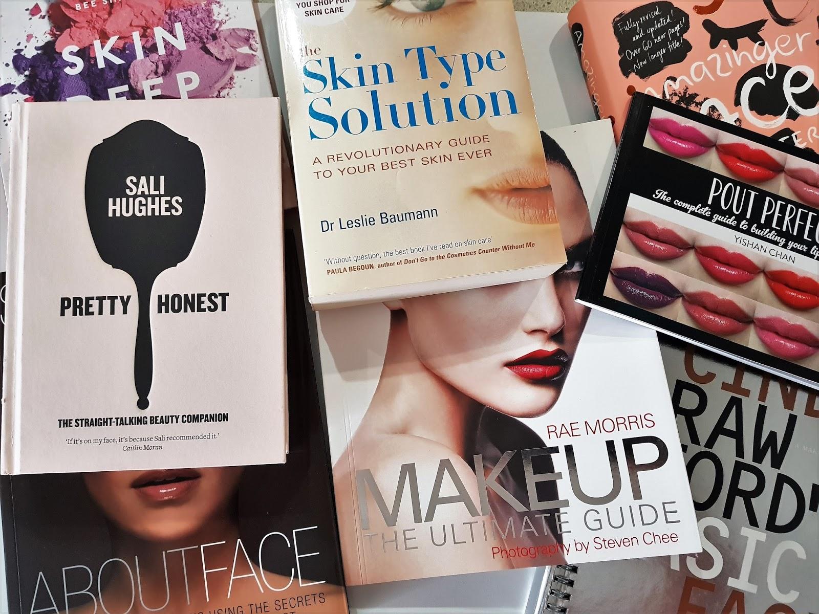 Beautifully Glossy: My favourite beauty books