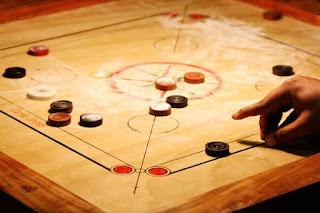 carom game