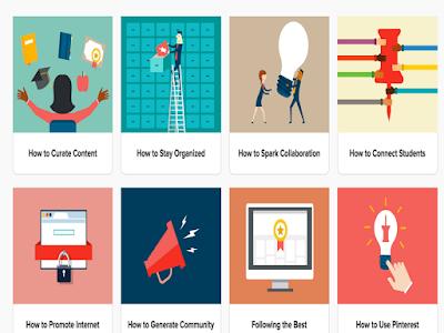 Educators Guide to Pinterest