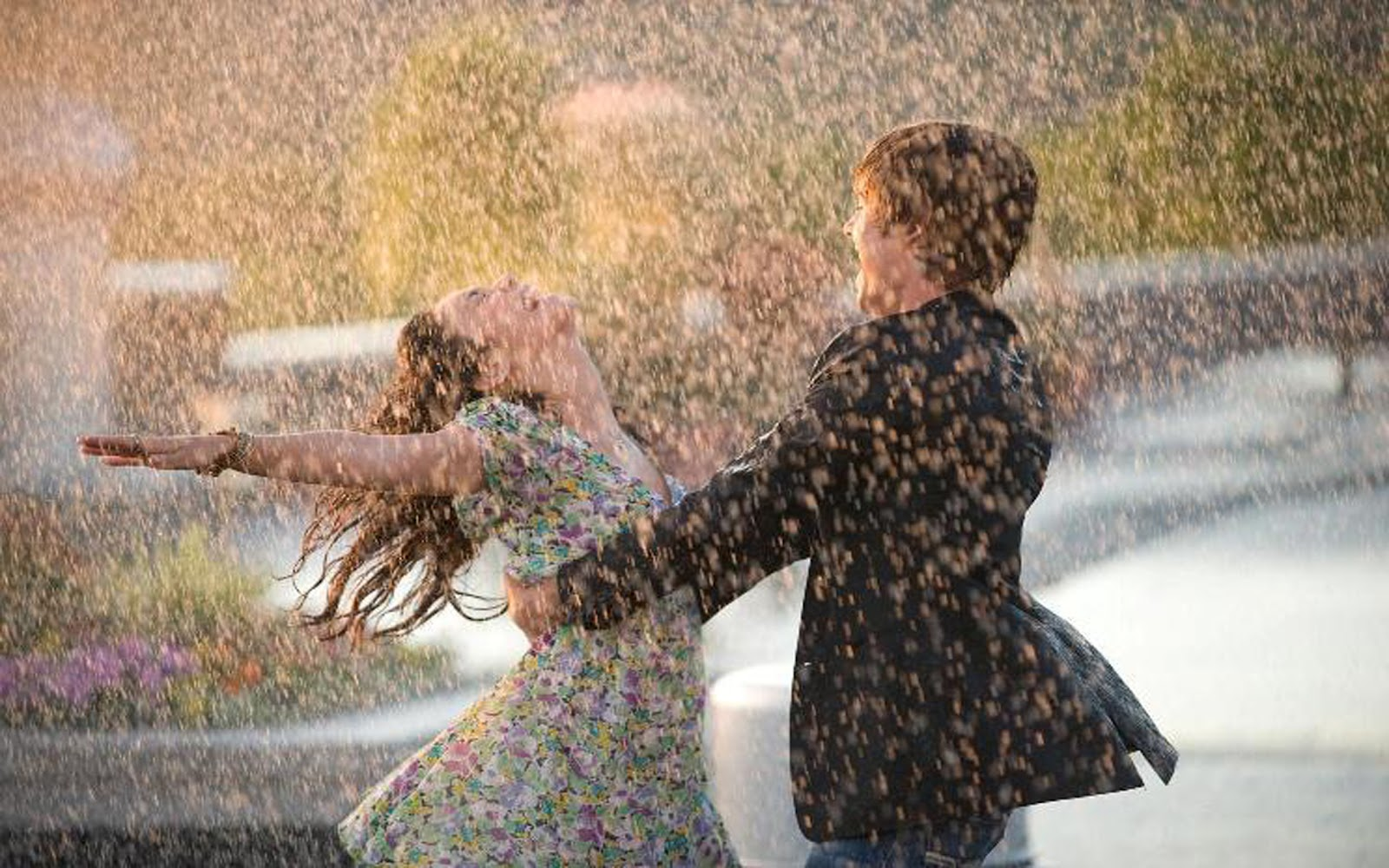 Images Of Lovers In Rain: Couple In Rain Wallpapers