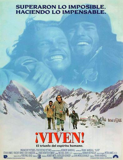 Ver ¡Viven! (Alive) (1993) Online