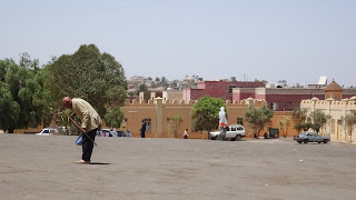 Praying with bending over in Asmara
