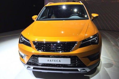 Ateca, the first SUV Seat - Latest Cars Info