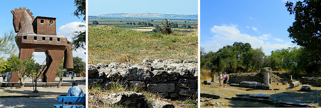 Ruínas de Troia - Turquia