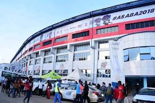 Okowa bowel, Stephen keshi stadium
