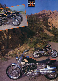 sportster street tracker on freeway magazine italia n 4 1994 pag 2