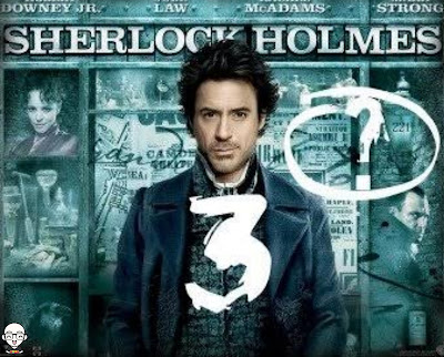 Warner Bros Menetapkan Jadwal Film Shelorck Holmes 3