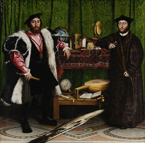 40a5c49d4635 PINTURA Y- ARTE  Hans Holbein the Younger