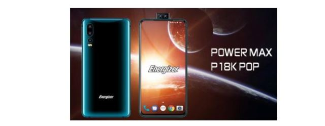 Energizer Power Max P18K Pop Specs And Price