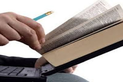 Cara Mengutip Pendapat Pada Buku atau Jurnal