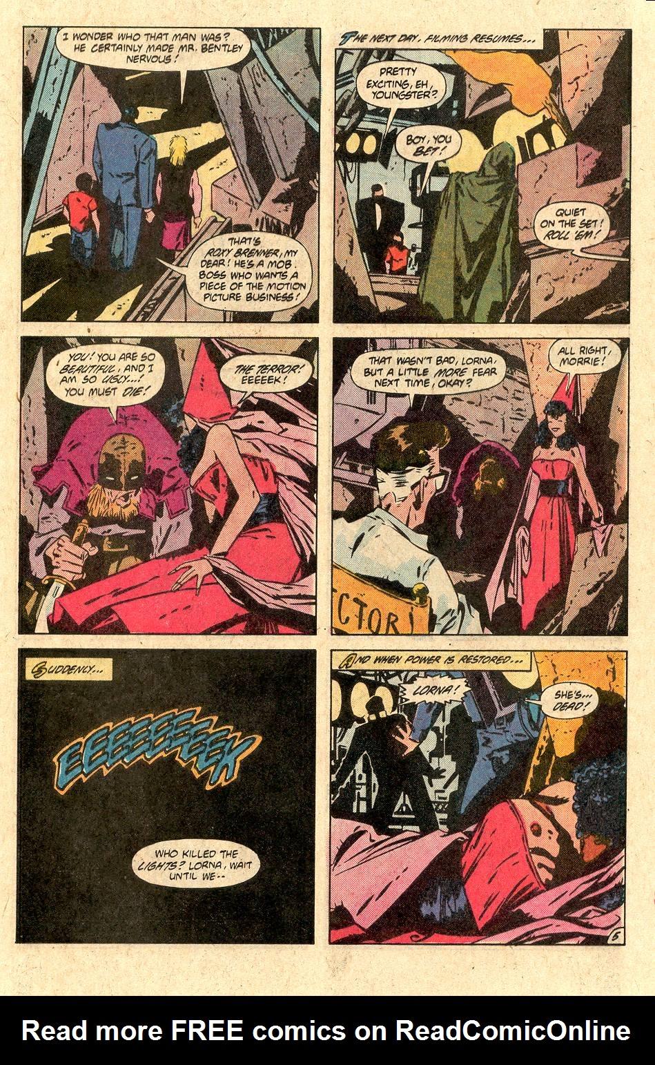 Read online Secret Origins (1986) comic -  Issue #44 - 6