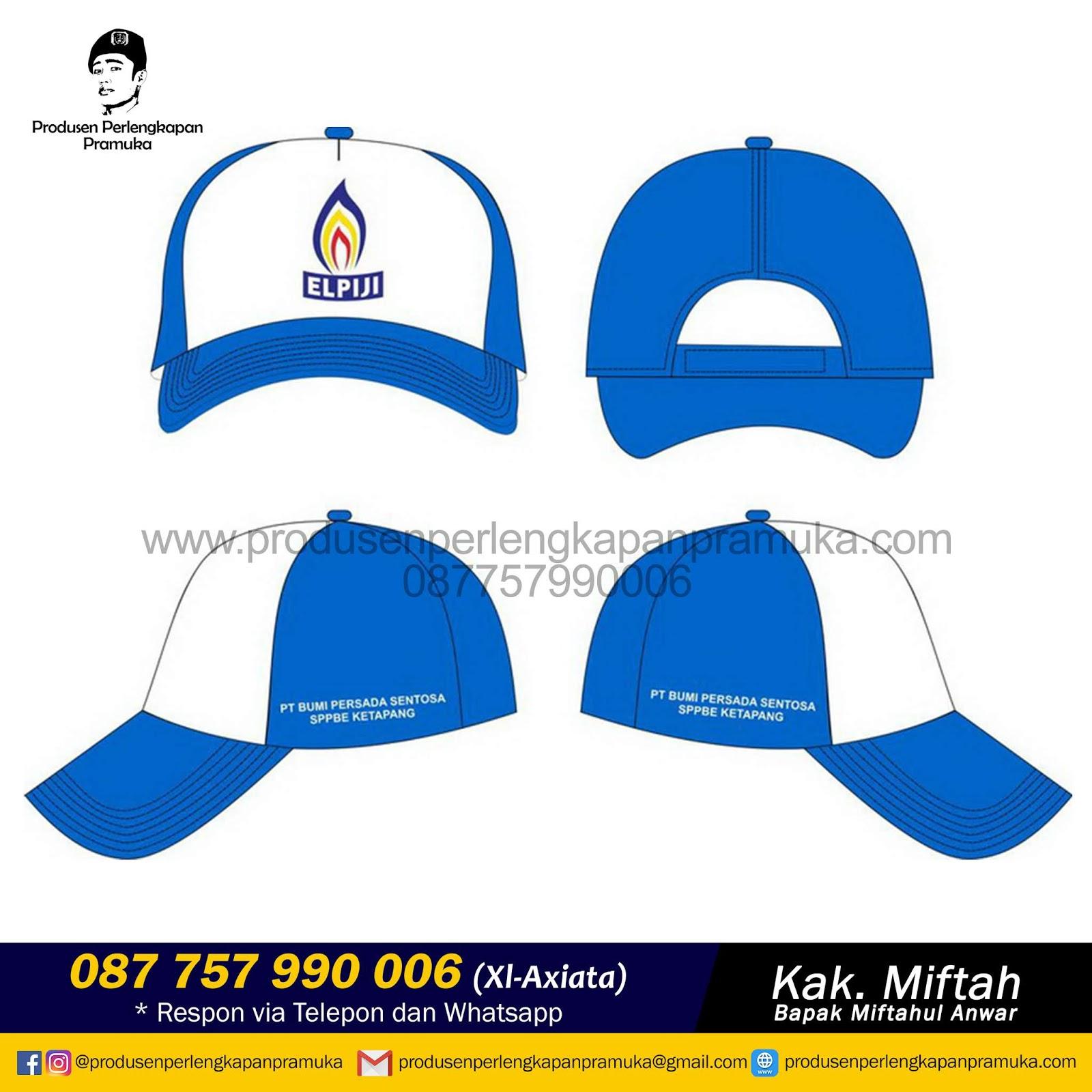 Produsen Topi Sekolah Bandung