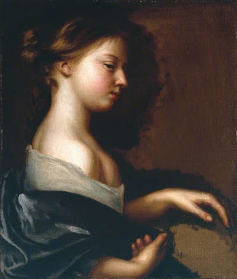 Portrait of a Young Girl (1681), Mary Beale
