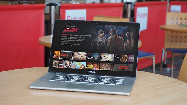 Netflix-Asus