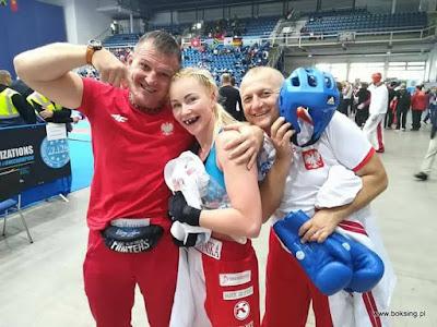 Budapeszt, World Championship,WAKO, Hungary, Węgry, Ewa Boś, Emilia Czerwińska, Medal, k-1, full contact, Zielona Góra, sport,1017r.